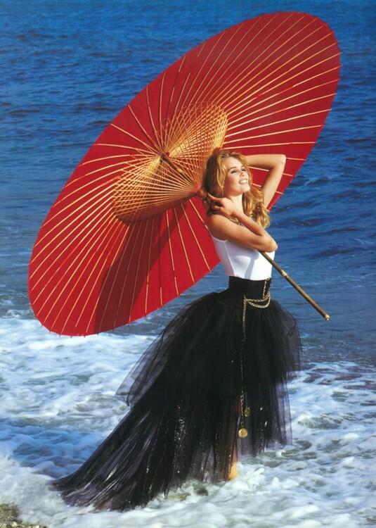 Chanel весна-лето 1992
