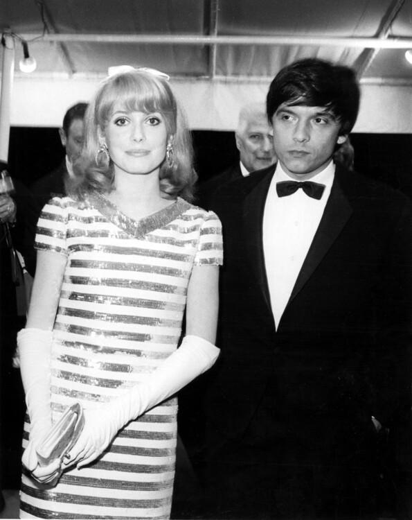 Катрин Денёв, 1966