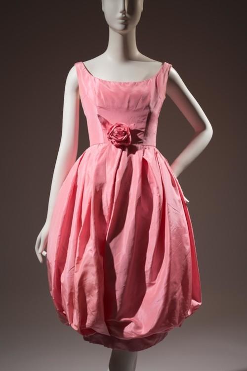 Платье Christian Dior, 1960 год, Франция,  © The Museum at FIT