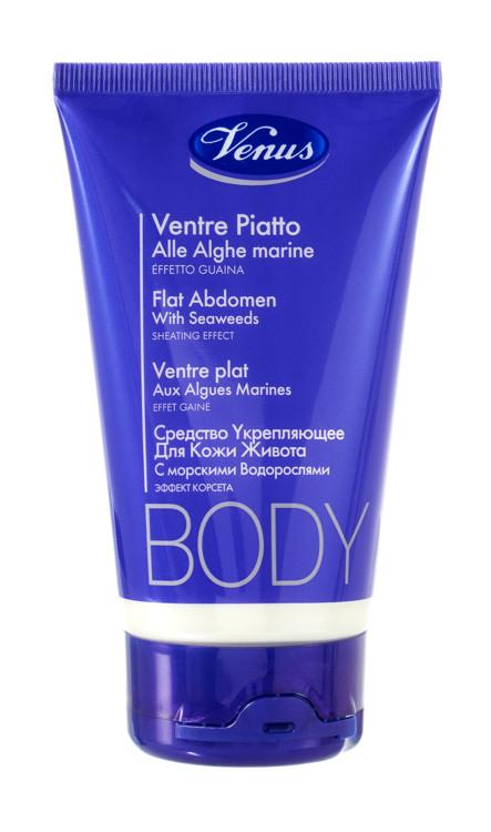 Укрепляющая эмульсия для живота  Body Flat Abdomen, Venus