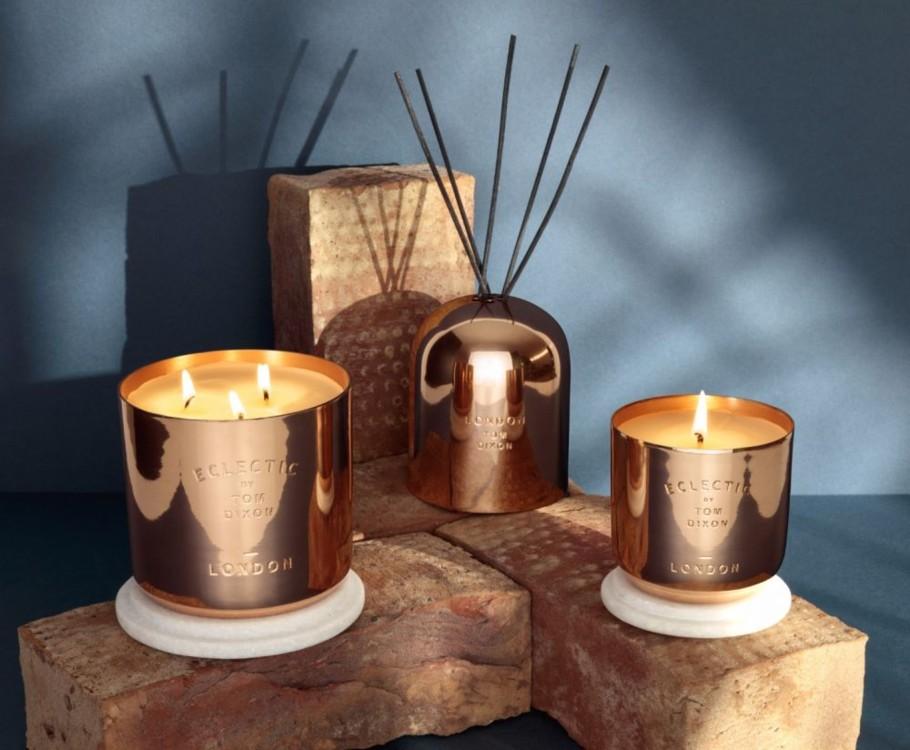 Свічки, Tom Dixon