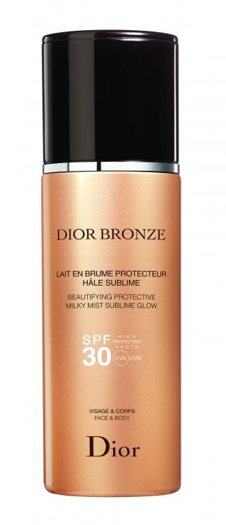 Защитное масло для лица, тела и волос Dior Bronze, SPF 15, DIOR