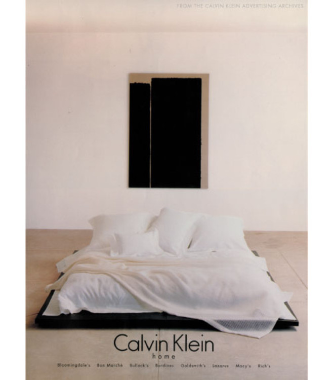The Calvin Klein Home 1995