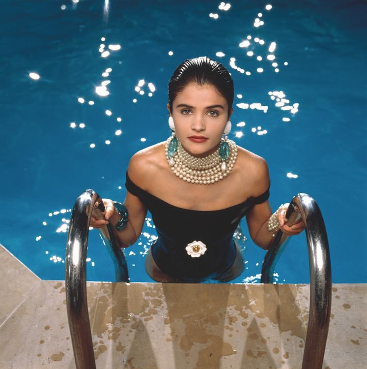 Chanel весна-лето 1990