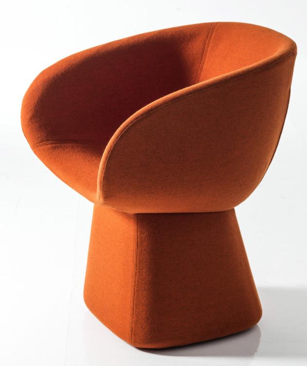 Кресло Armada, созданное Nipa Doshi и Jonathan Levien для Moroso