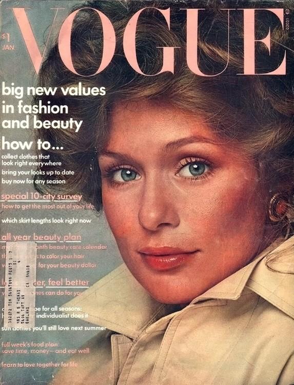 Vogue US , январь1974
