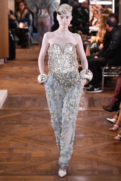 Balmain Couture весна-лето 2019