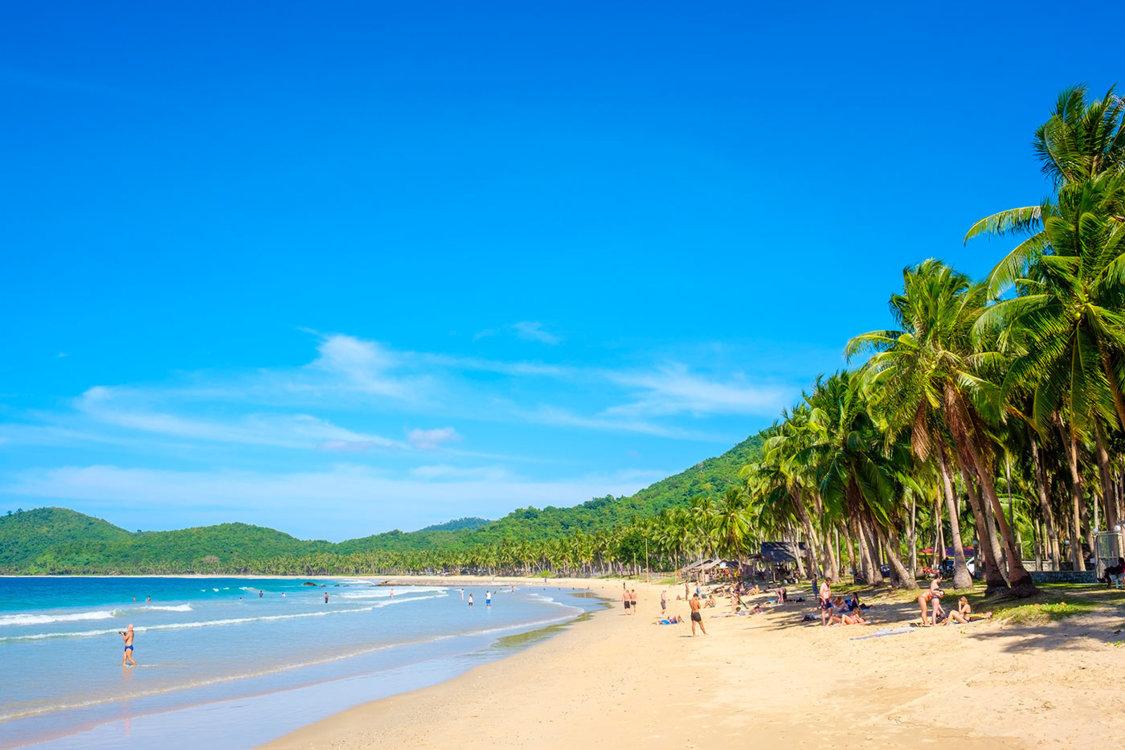 Playa Paraiso, Ларго-дель-Сур, Куба