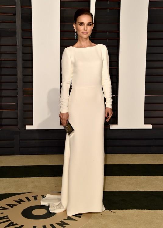Натали Портман в Christian Dior, 2015