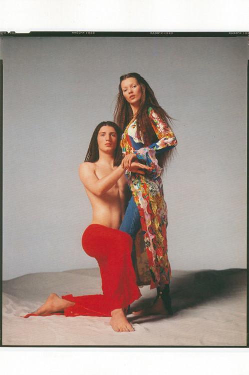 Versace весна-лето 1993