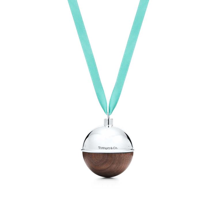 Елочный шар, Tiffany