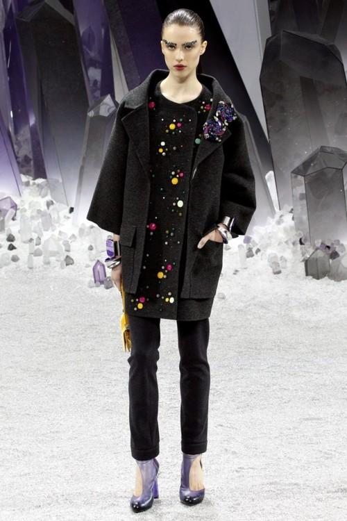 Chanel осінь-зима 2012/2013