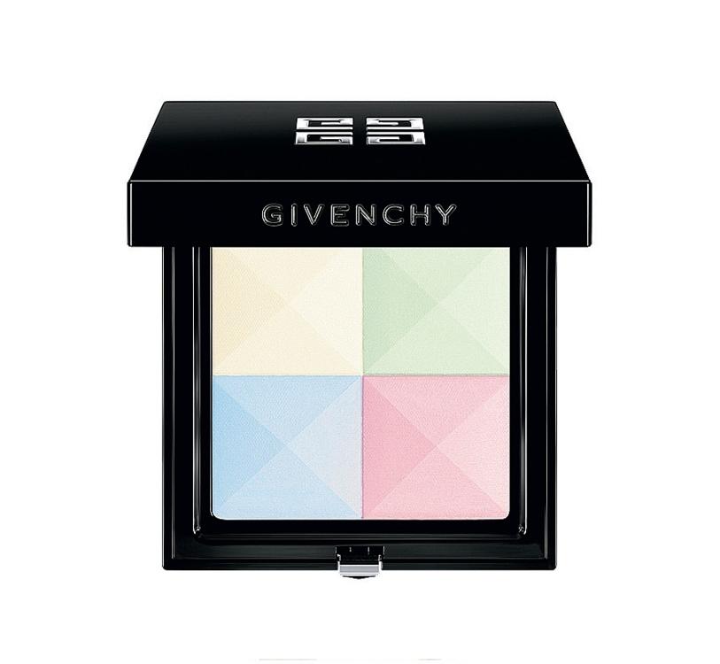 Легкая пудра с бархатным эффектом Prisme Visage Mousseline Pastel, Givenchy