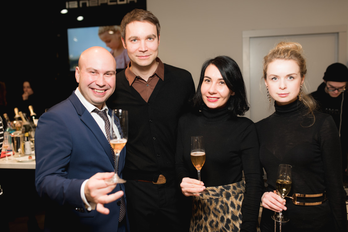 Иван Бачурин (слева) и Виктория Худзык (справа)