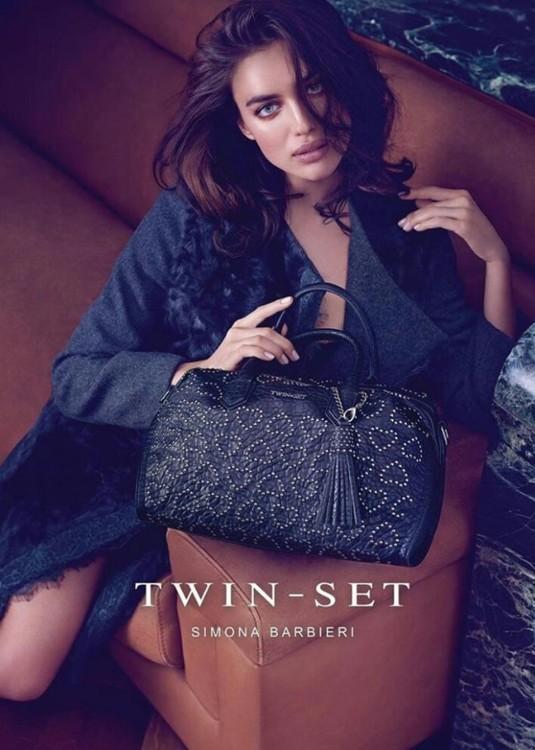 Twin-Set Handbags осінь-зима 2014/15