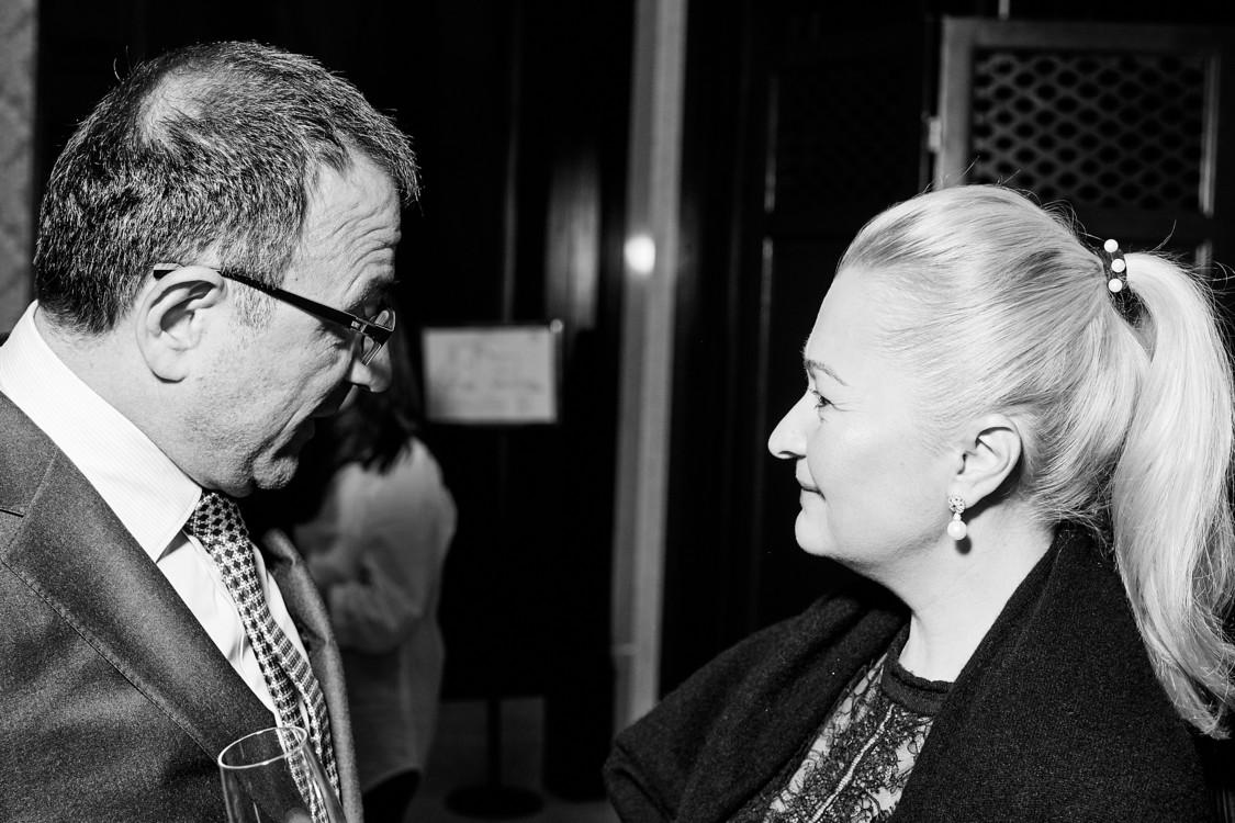 Арман Татарян и Лидия Филатова