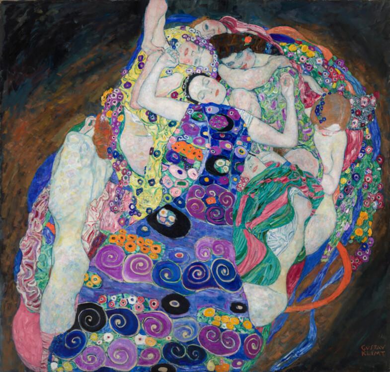 «Діви», 1913