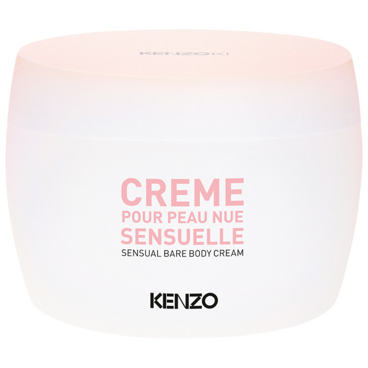 Чувственный крем для тела Sensual Bare Body Cream KenzoKi, Kenzo
