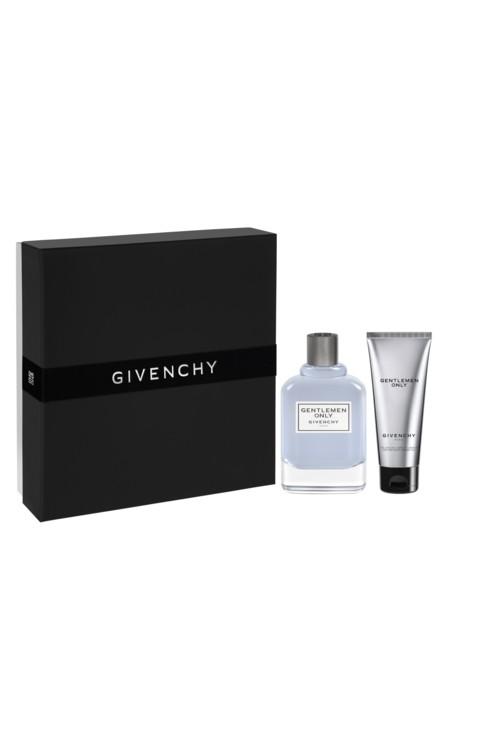Праздничный набор Gentlemen Only: аромат и гель для душа, Givenchy