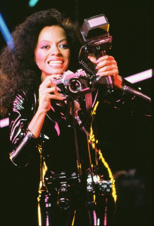 Даяна Росс, 1981