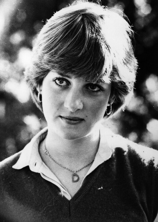 Будущая Принцесса Уэльсская, 1981