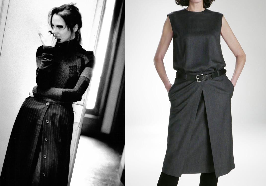 Maison Martin Margiela, осень-зима 1991-1992 – Hermès, осень-зима 2002-2003, коллекция Les Gestuelles, фото Marina Faust