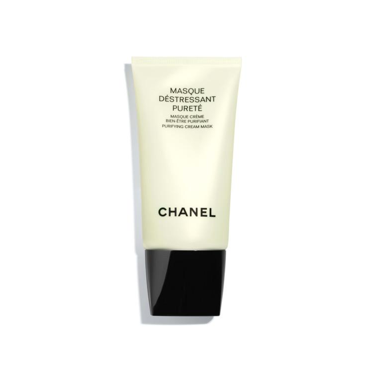 Очищающая успокаивающая маска с глиной Masque Déstressant Pureté, Chanel