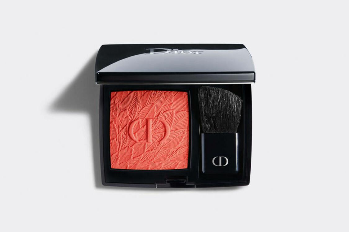 Компактные румяна Rouge Blush №462 Coral Flight из коллекции Birds Of A Feather, Dior
