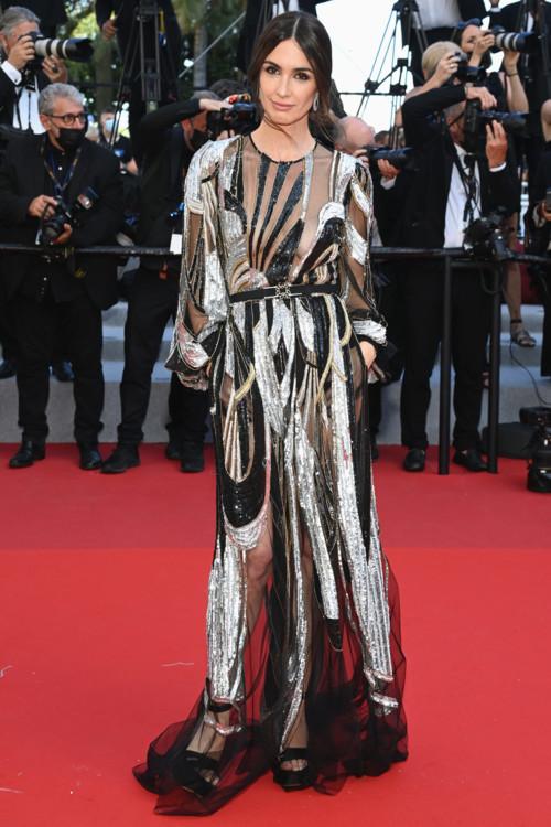 Паз Вега в платье Elie Saab и украшениях Chopard