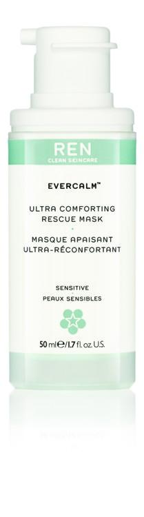 Успокаивающая маска Evercalm, REN