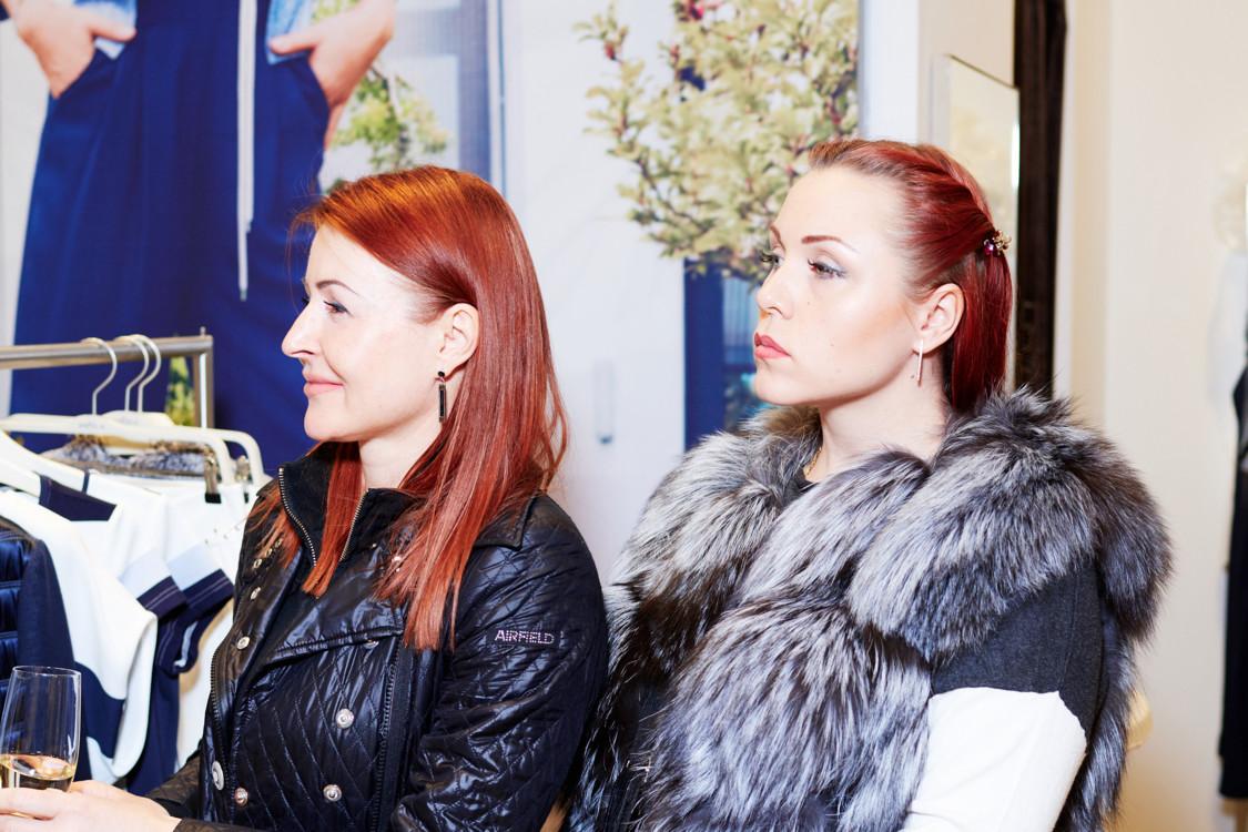 Людмила и Екатерина Мудрицкие