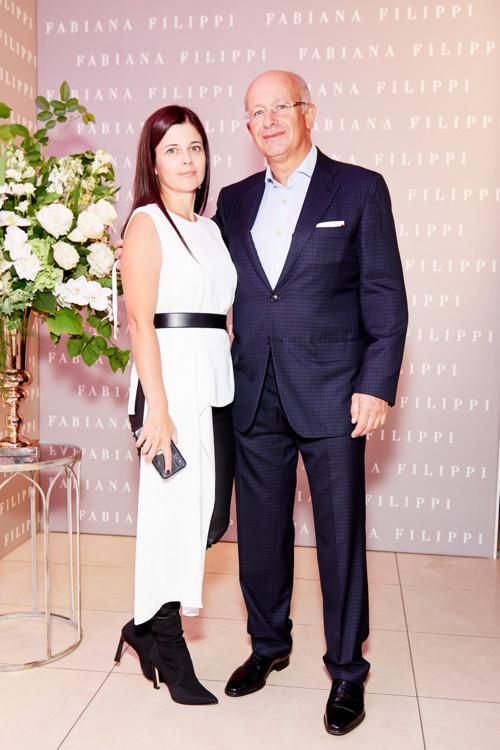 Аркадий Глусский с женой Ларисой Тимосевич