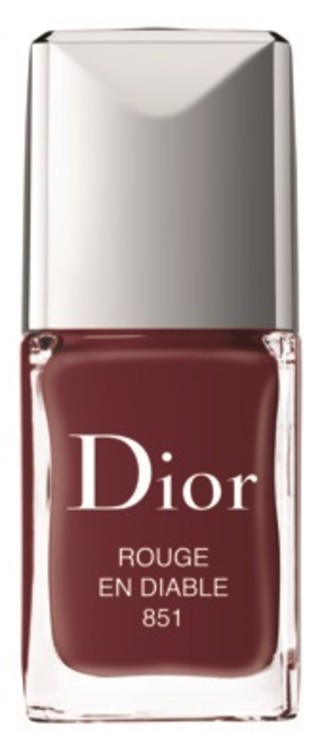 Лак Dior Vernis Couture № 851 Rouge En Diable, Dior