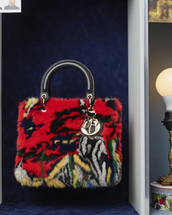 Lady Dior глазами Намсы Леуба