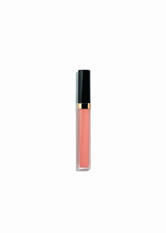 Блеск для губ Rouge Coco Gloss оттенка Parthenope, Chanel