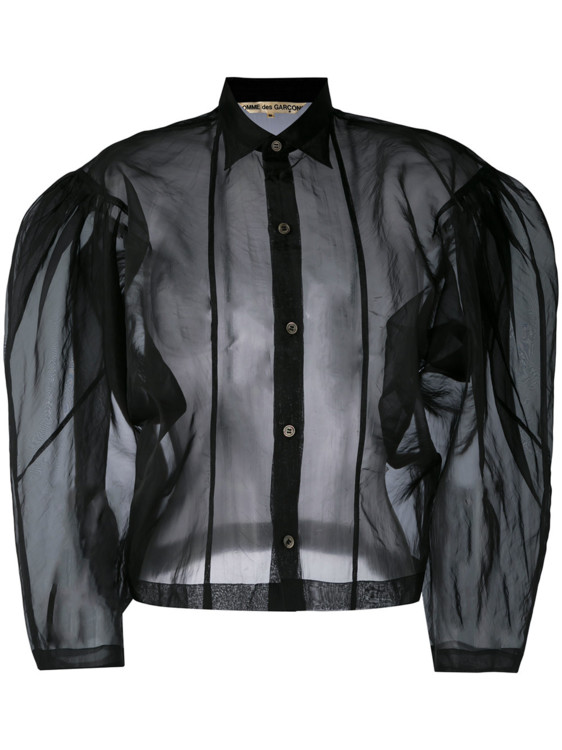 Блузка Comme Des Garçons Vintage