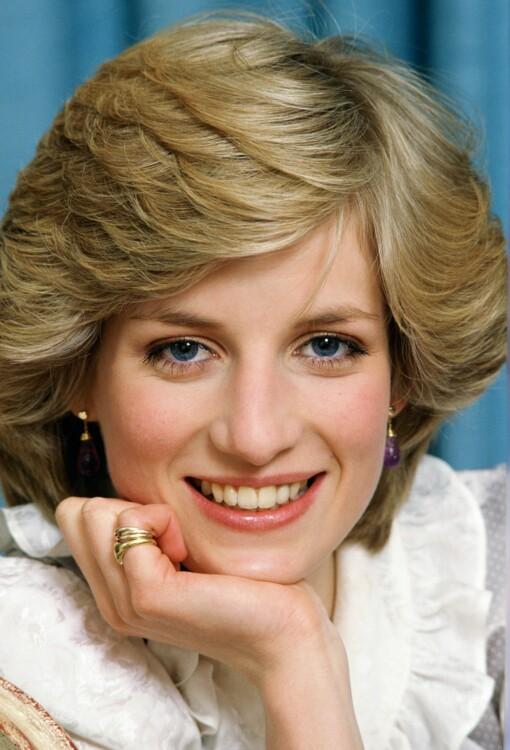 1983. В Кенсингтонском дворце