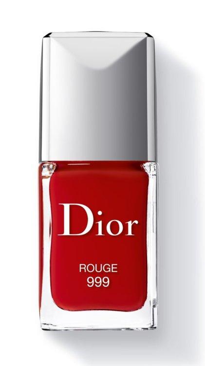 Dior Vernis Couture №999, Dior