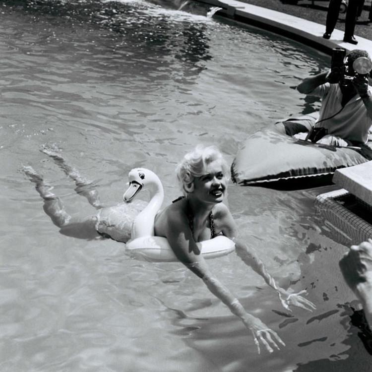 Джейн Мэнсфилд, 1958 год