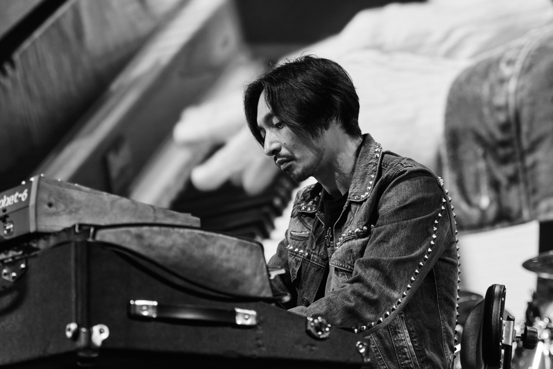 Выступление Камаси Вашингтона (на фото - Masayuki Hirano)