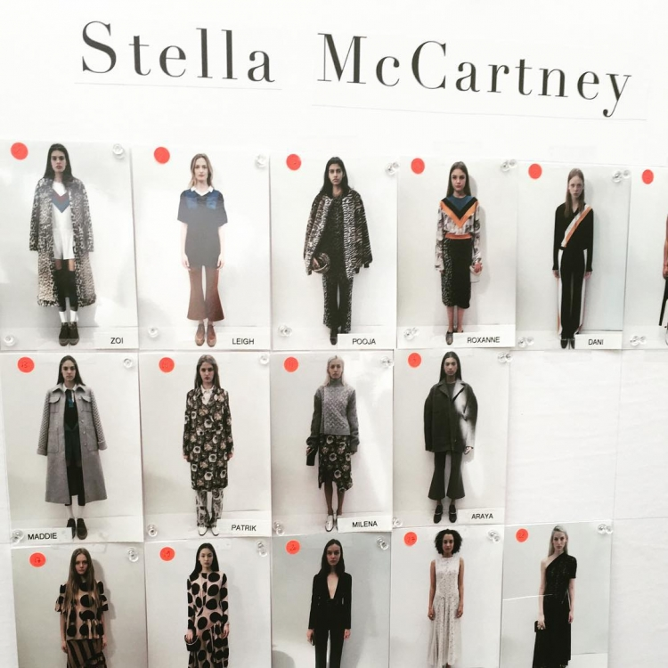 Презентация Stella McCartney Pre-Fall 2016