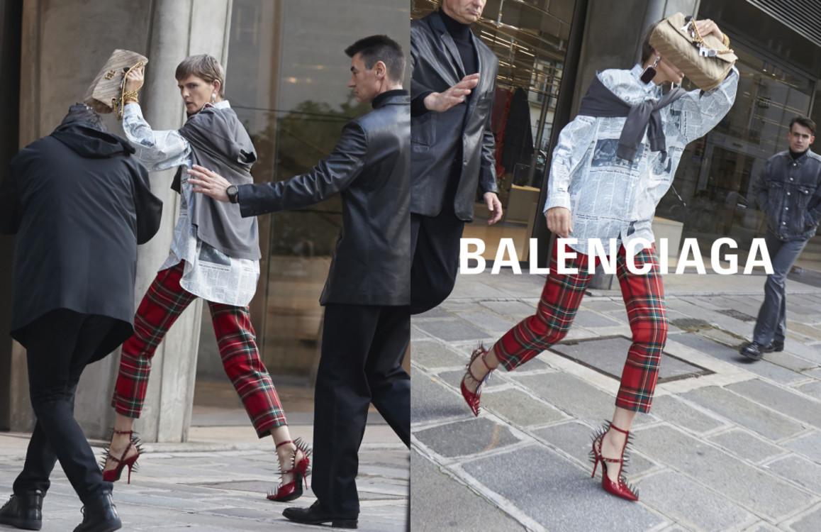 Balenciaga весна-літо 2018