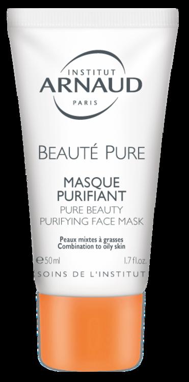 Очищающая маска для смешанной и жирной кожи Beaute Pure, Institut Arnaud