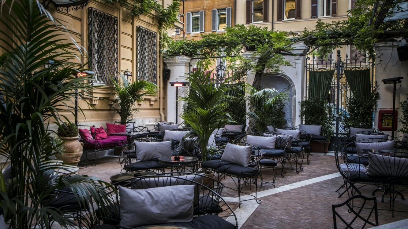 Отель Locarno (фото: Hotel Locarno)