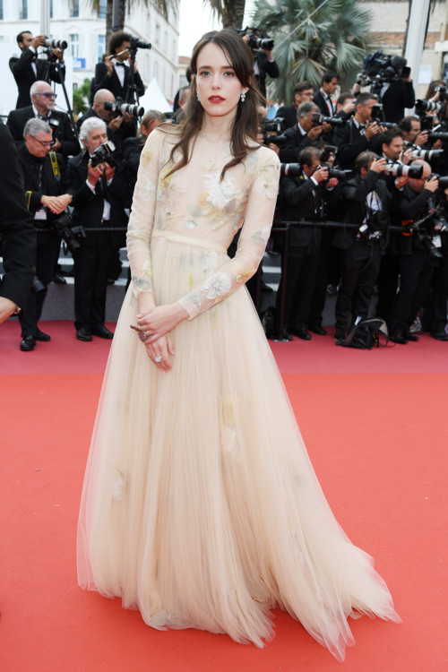 Стейсі Мартін в Christian Dior