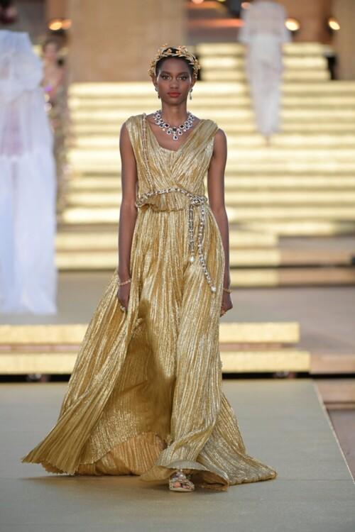 Dolce & Gabbana Alta Moda осень-зима 2019/2020
