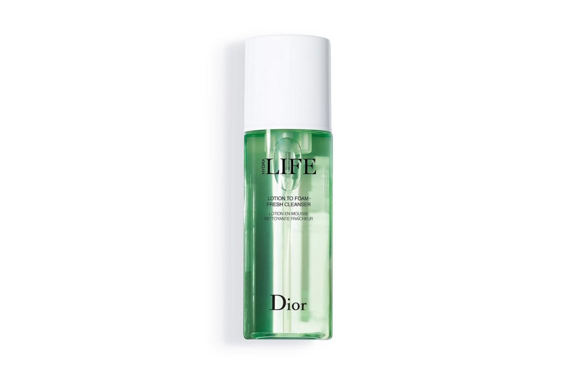 Лосьон-пенка для очищения кожи Dior Hydra Life, Dior
