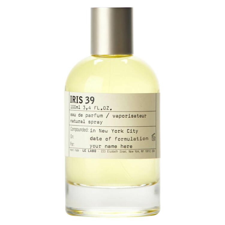 Iris 39, Le Labo