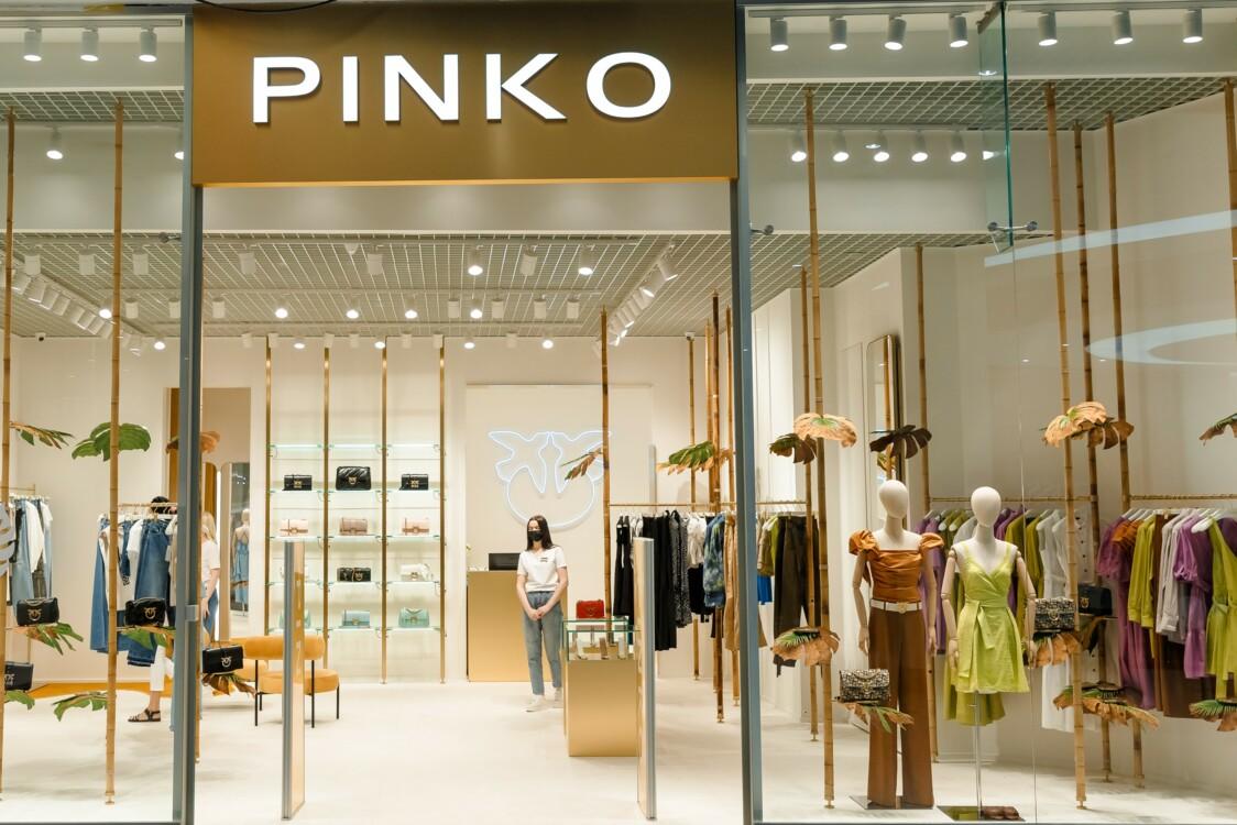 Магазин Pinko в харьковском ТРЦ Nikolsky