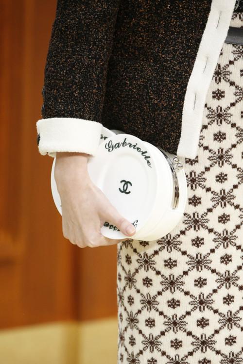Chanel осень-зима 2015/2016